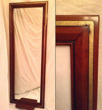Handmade Classic Ampir Mirror Frame 1480 x 560 x 25mm by Jurgens