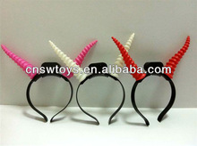 devil horns head bopper party for wholesale
