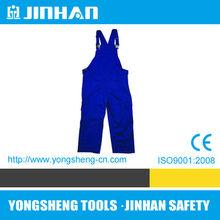 Jinhan promotor uniformes azul de poliéster uniformes