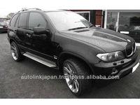 2005/ BMW X5 3.0D SPORT 5DR AUTO Black/ 19436