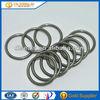 hollow stainless steel metal o ring sealing design