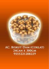 AC - Biskut Dam (Coklat)