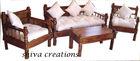 Hotel furniture sofa set