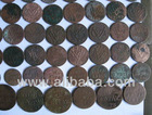 DUTCH voc coins and portugese coins
