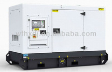 16KW-128KW deutz industrial generators with silenced box