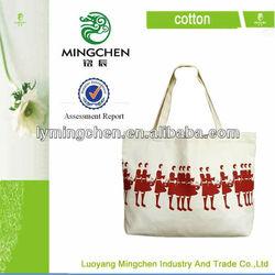 2013 new arrivel organic cotton bags wholesale