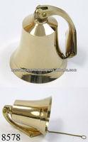 High Quality Small Brass Bells, Nautical Ship Bells