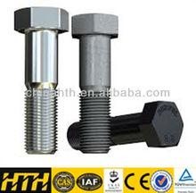 gr4.8 carbon steel DIN931 hex bolt