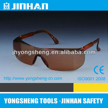 jinhan brand new design 2013 goggles sunglasses in china factory