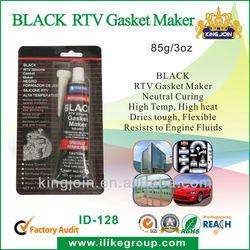 High temperature black rtv silicone (canton fair 2013)