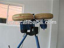 Cricket tennis balling machine
