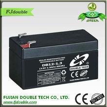 Best quality vrla gel battery ups 12v 1.3ah