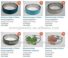 SPH008 cheap shamballa bangle, 7-9 inch per pc
