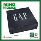 custom printed paper garment boxes