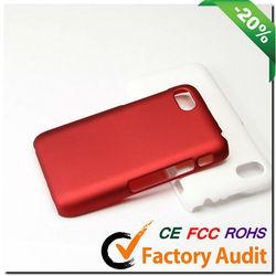High quality hard plastic case for blackberry q5 case