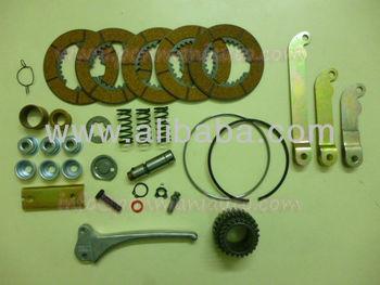clutch items full set