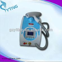 2012 popular pigmentation therapy skin care laser machine