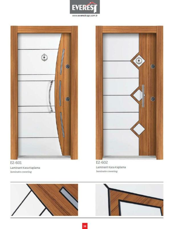 Laminate covered door view laminate door designs product for Door design laminate