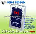 ultra sürümü gsm sms alarm ve çevirici S160 silahlı ya da silahsız ücretsiz çağrı
