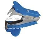 2013 high quality mini plastic staple remover