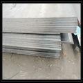 laminados a quente de zinco folha ondulada da telhadura
