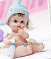 الملاك الأزرق مخصص الطفل-- زجاجة رضاعة الطفل هدايا مولود جديد للصبي