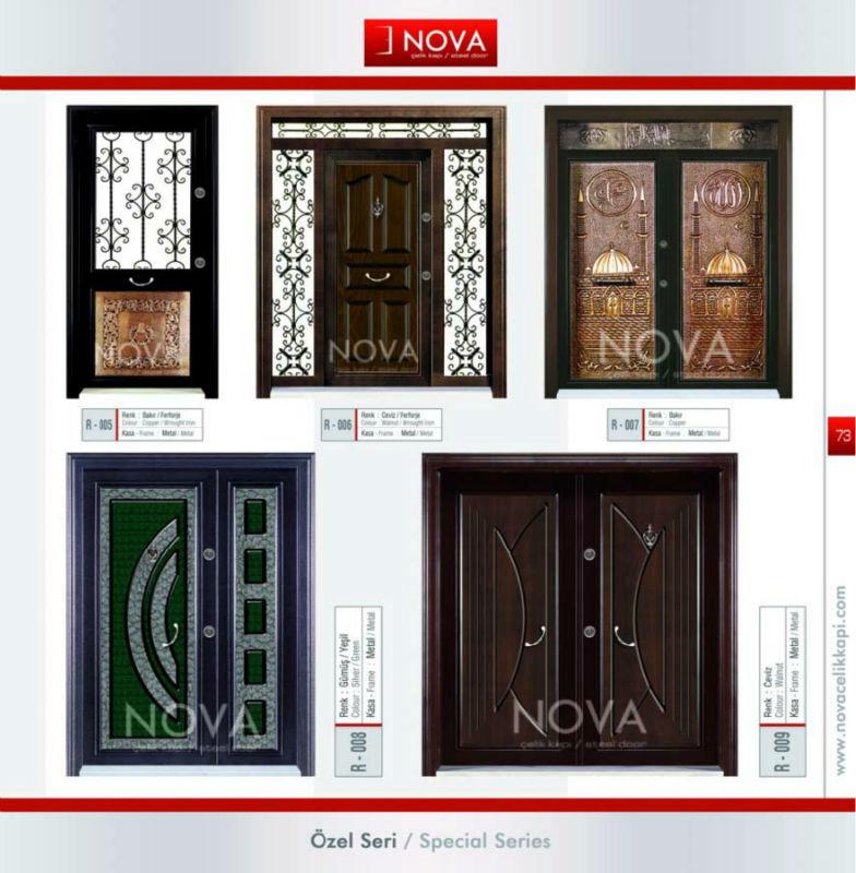 MOSQUE COPPER DOOR View Copper Exterior Door EVEREST STEEL DOOR Product Det