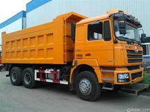 Shanxi Shacman 6x4 20cbm/25ton 10 wheels dump truck leaf spring