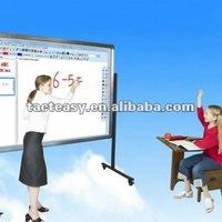 digital drawing board interactive whiteboard smart board electronic board