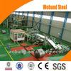 China Supplier 0.12-1.50mm Hot GI Sheet Coil 10l