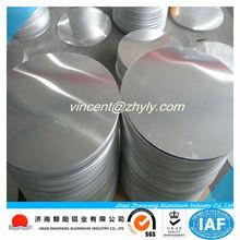 aluminum circles 1050 O with diameter 350mm