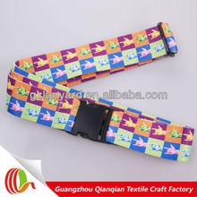 Personalized promotion luggage scale belt
