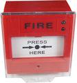 Convencional fuego sistema de detección de detector de rotura de cristales