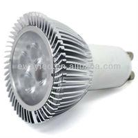 CREE chips 8W GU10 lamps Spotlight Replace Halogen Lamp 3 years warranty