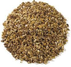 Natural Brown Aggregate Stones