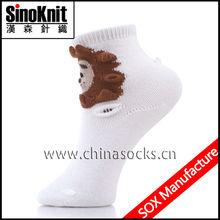 Child Dress Girls Plain White Socks