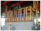 2013 AAC Block Making Production Line, Autoclaved Aerated Concrete Lightweight Block Plant in Shanghai