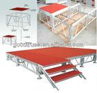 removable stage platform for sale