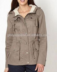 New designer parka jacket hoodies for women