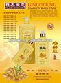 professionnel anti pellicules shampooing avec formule douce pour les hommes utilisent