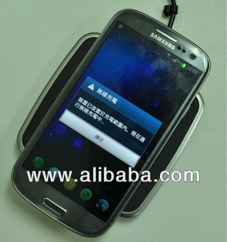 Powermat Samsung Note 2 (N7100)Wireless Charging Set