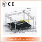 ST Cheap and Fine Aluminum Truss Stand ,Box truss, Event stage Truss systerm for Outdoor or Indoor Show