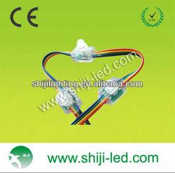 intelligent rgb led pixel flat mini led string DC5V ws2801 led string square