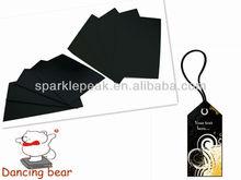 Black Carbon Craft Paper Black