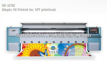 Latest Model!! Pheaton Digital Solvent Printer E Series UD-3276E with SPT510-50PL Printhead, Large Format Outdoor Printer