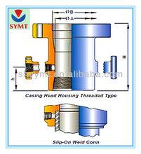 Slip On Weld Type Casing Head Housing