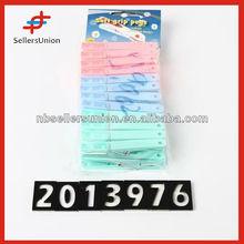 24pcs Hot Selling Plastic Peg