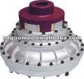 profesional yox fluido hidráulico de acoplamiento fabricante rotatorio hidráulico de acoplamiento