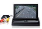 4.3 inch TFT LCD Color Car Reverse Backup Camera Video Rear view Car Monito
