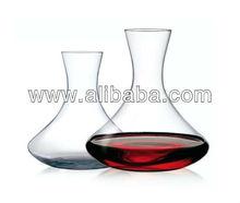 Wine crystal decanter Bohemia crystal glass